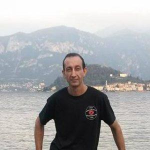 Maestro di Arti Marziali e Autodifesa Tiziano Lanza
